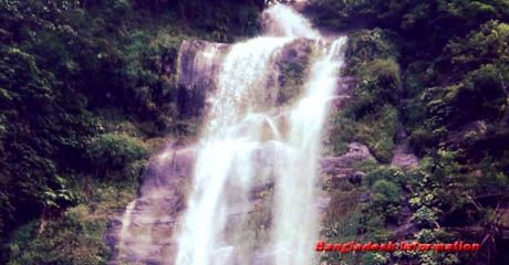Baklai Waterfall