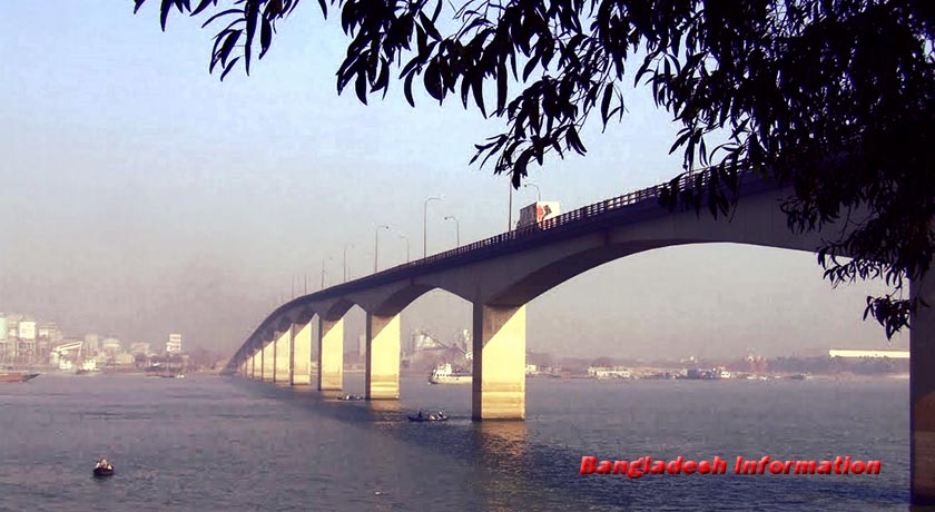 Meghna Bridge