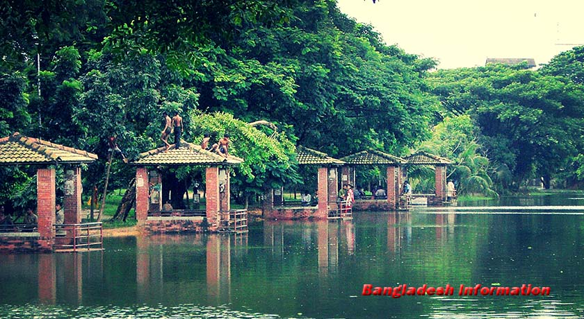 Dhanmondi Lake